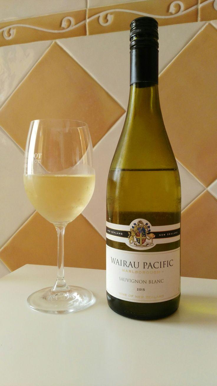 Wairau Pacific 2015 Sauvignon Vino Blanco Vinos