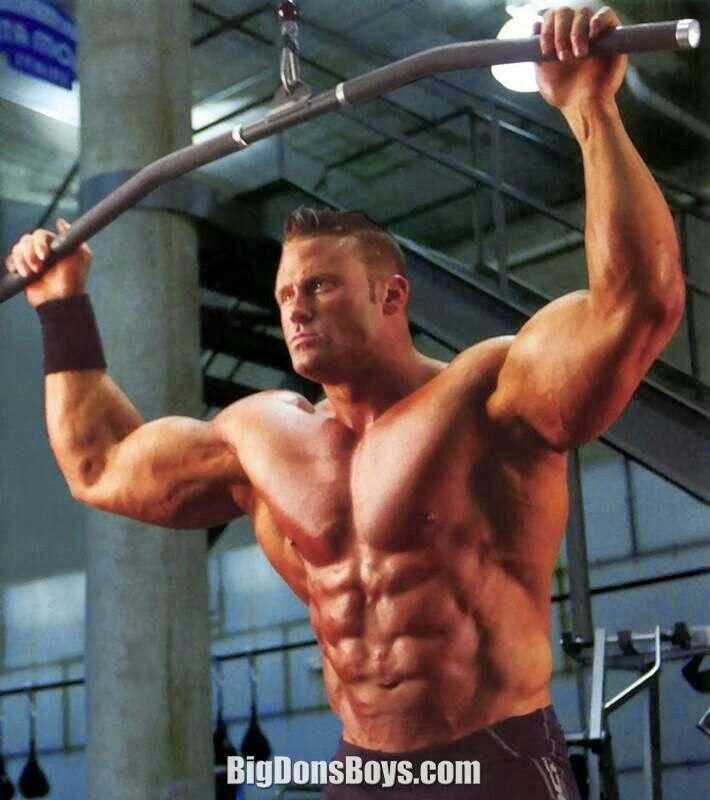 Pin by Bryan on muscle | Muscle hunks, Muscle men, Tank man