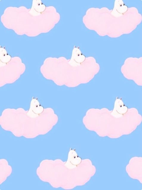 Oh! This'd make a cool nursery wallpaper. And adult wallpaper. That seems reasonable.