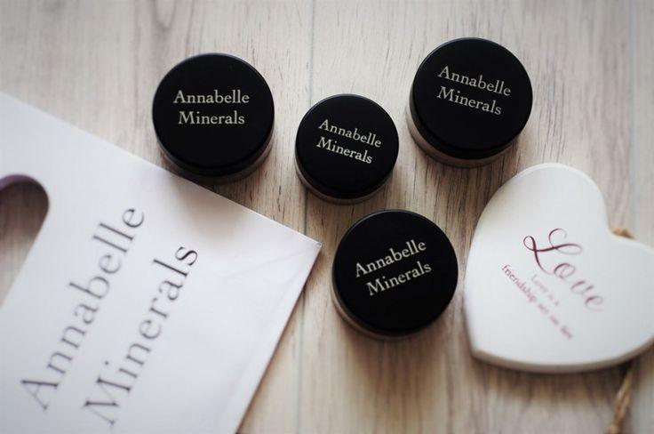 Annabelle Minerals 100% naturalne minerały | beautymaniak