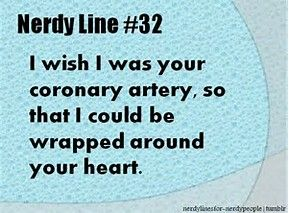Image result for Nerdy Pick Up Lines