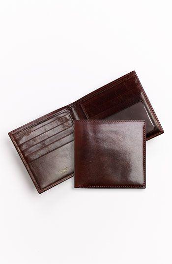 Bosca 'Hugo Bosca - Old Leather' Bifold Wallet   Nordstrom