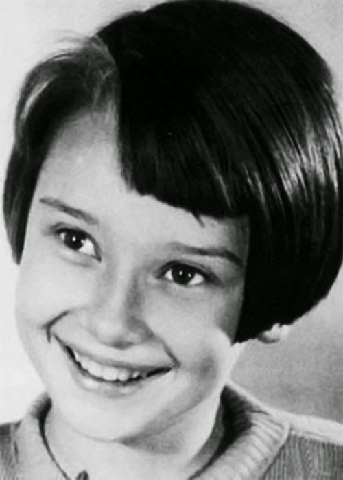 Photos of a Young Audrey Hepburn Before She Was Famous - Neatorama