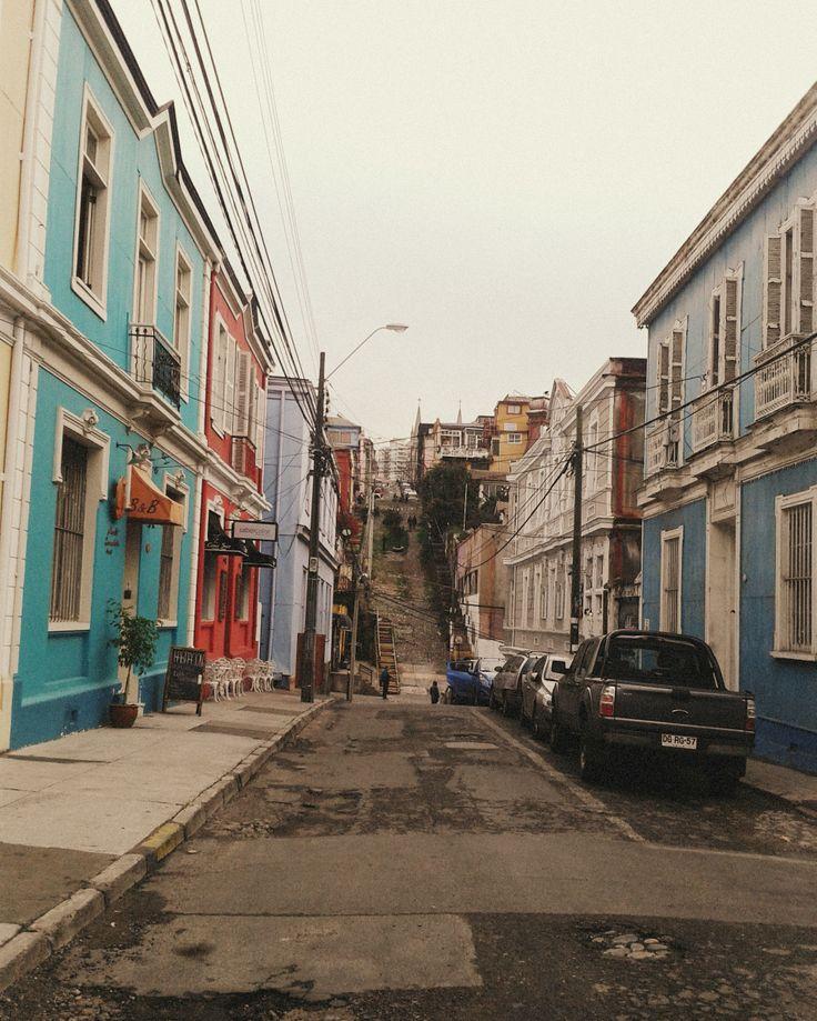me recuerda a un año nuevo  #Valparaiso