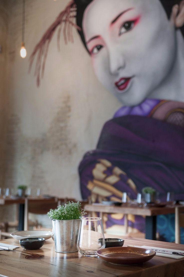 Restaurante japon s 39 takumi 39 sevilla nuestros - Decoracion vintage sevilla ...