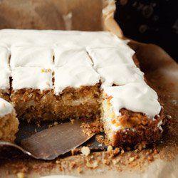 Ciasto dyniowe przekładane   Kwestia Smaku