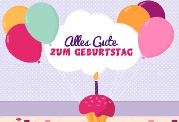 Geburtstagskarte Download Freeware Lovely Kostenlose