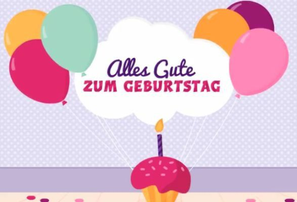 Geburtstagskarten online verschicken