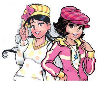 Magali e Mônica 1