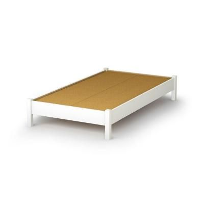 White Twin Bed Frames best 20+ twin platform bed frame ideas on pinterest | twin bed