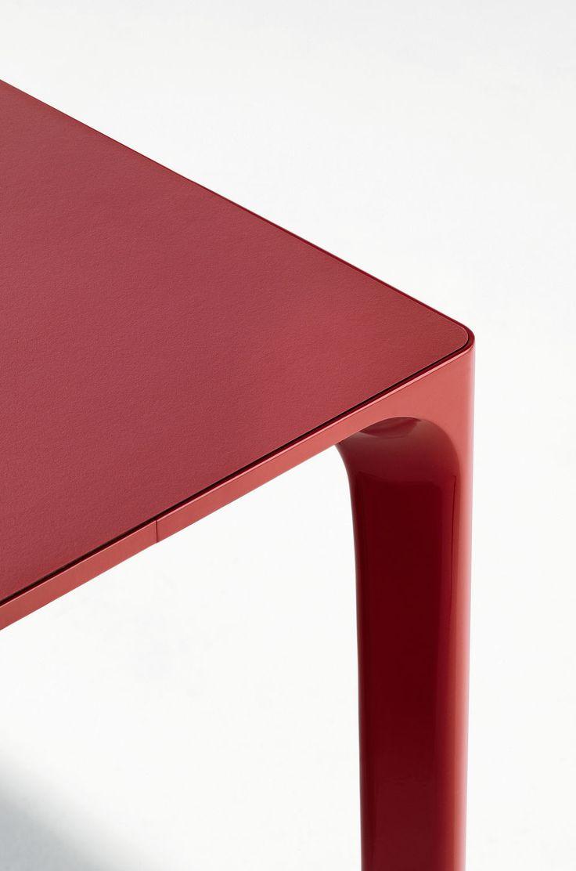 Minimalist design dining table - NUUR by Simon Pengelly - Arper