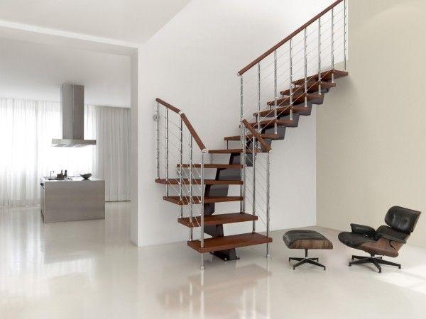 nowoczesne drewniane schody ażurowe - Google Search