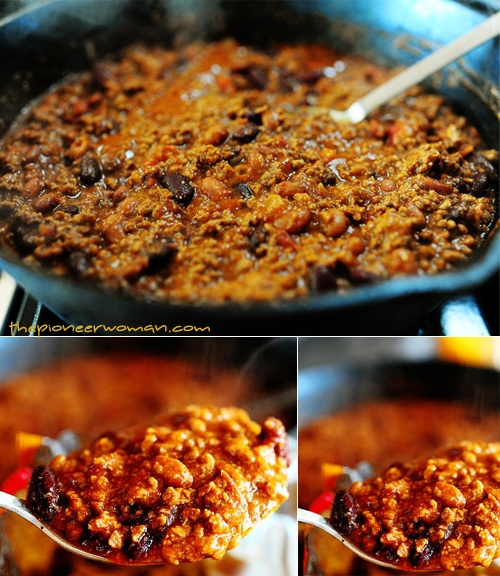 Cucina Messicana con il Chili con Carne Light