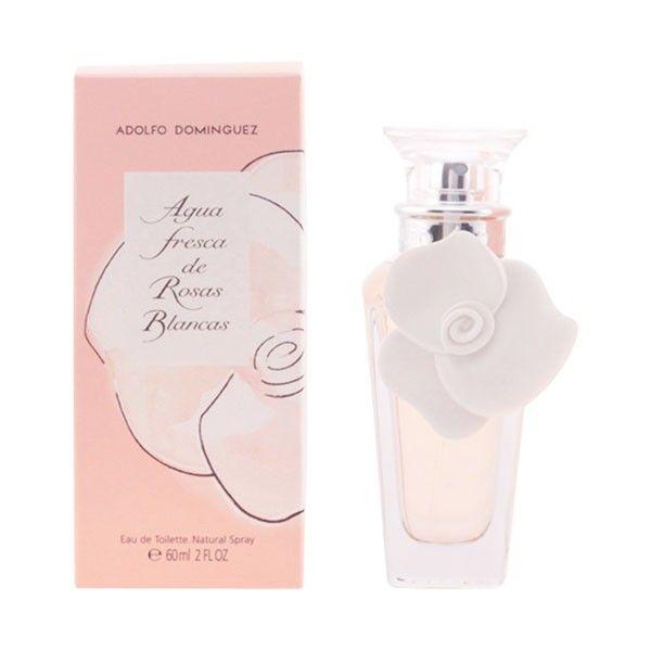 El mejor precio en perfume de mujer 2017 en tu tienda favorita https://www.compraencasa.eu/es/perfumes-de-mujer/6913-adolfo-dominguez-agua-fresca-rosas-blancas-edt-vapo-60-ml.html