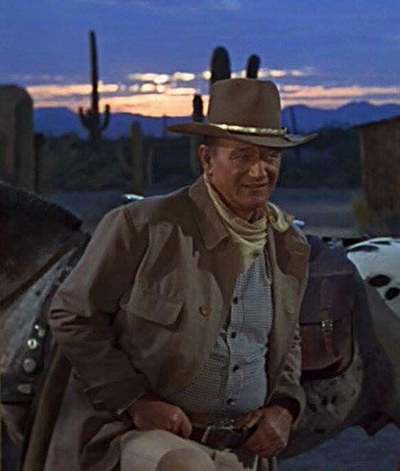 The Duke at sunset in El Dorado.