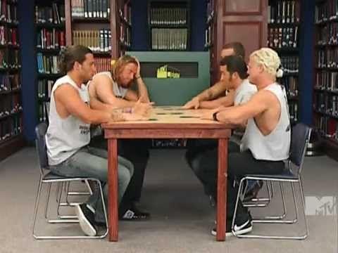 Silent Library - WWE Superstars - Hilarious & not even a WWE viewer...LOL