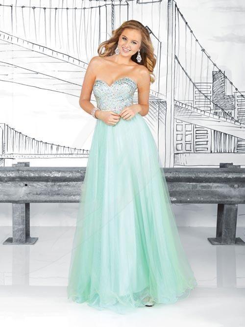 16018 Tiffany Gown