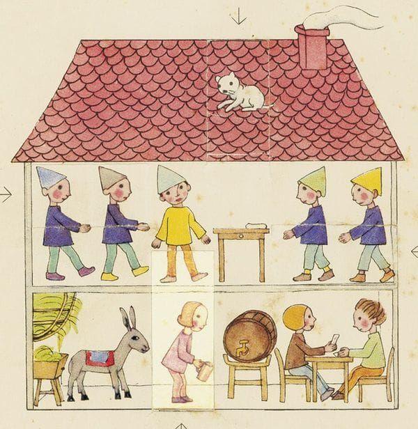 La trágica vida de la sobrina de Freud que ilustraba libros para chicos - Infobae