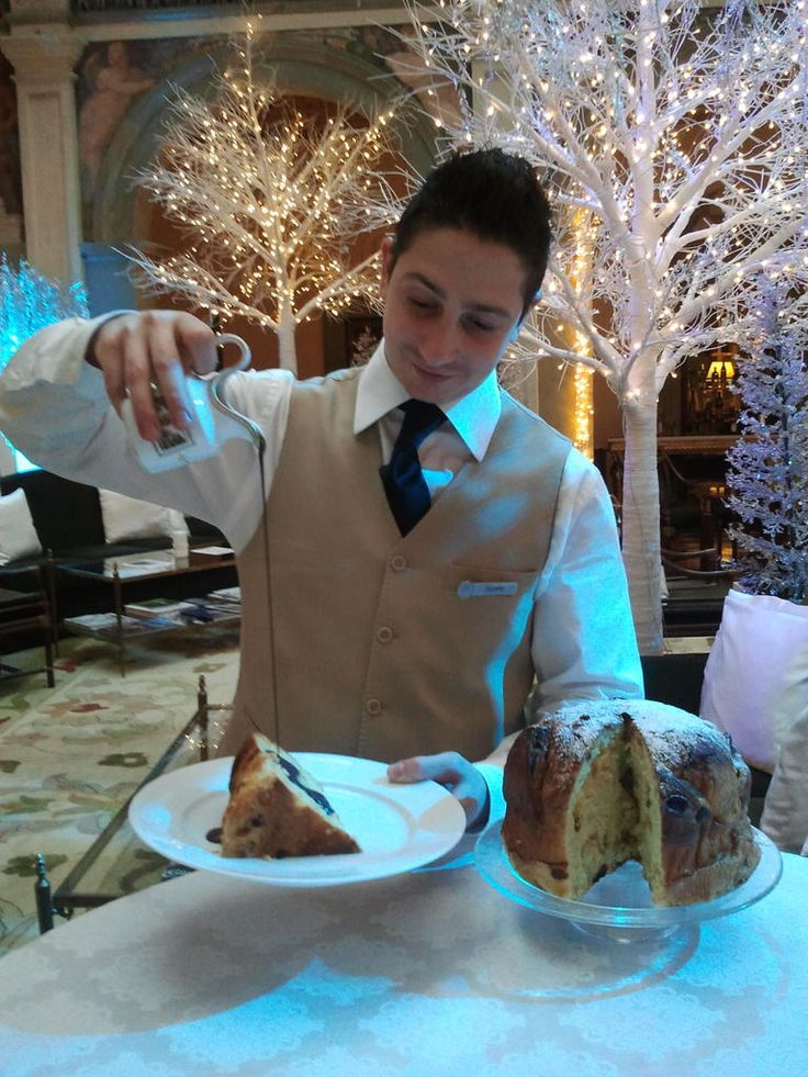 """Twitter / FSFlorence: The traditional """"Panettone"""" ..."""