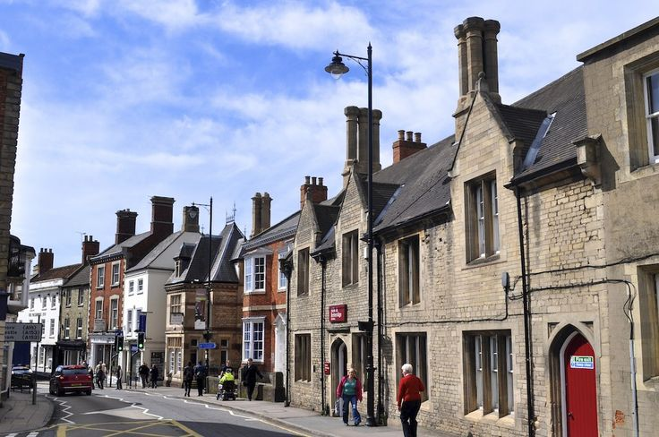 Sleaford, Lincolnshire, UK