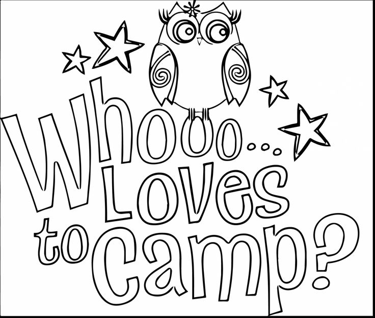 42 best girl scout clipart images on pinterest | girl scouts, girl ... - Girl Scout Camping Coloring Pages