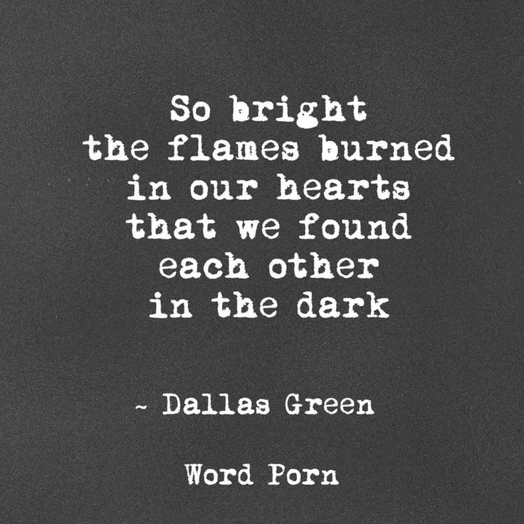 We Found Each Other in the Dark - City & Colour. I really should just make a Dallas Green board.