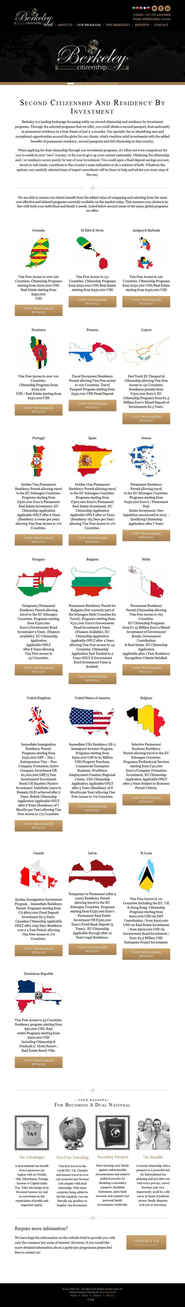 Berkeley Citizenship Consultancy Company Sidra Tower, 21, Al Noor Street 10 Floor, Office 1005 Al Sufouh 1 - 372, Jumeirah, Dubai | www.HaiUAE.com is a complete Travel Guide to Dubai, Ajman, Alain, Abu Dhabi, Fujairah, Sharjah, Ras al khaimah, Umm Al Quwain, United Arab Emirates, GCC Countries. Explore more about Dubai Yellow Pages, Building Contractors in Dubai, Yellow Pages UAE, ARAMEX, Construction Companies in UAE