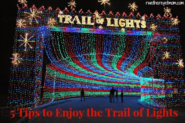 5 Tips for Austin's Trail of Lights - R We There Yet Mom? | Family Travel for Texas and beyond...