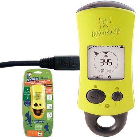 Geomate Jr. 2.0 Geocaching GPS Combo Kit by B4 Adventure - $95.95