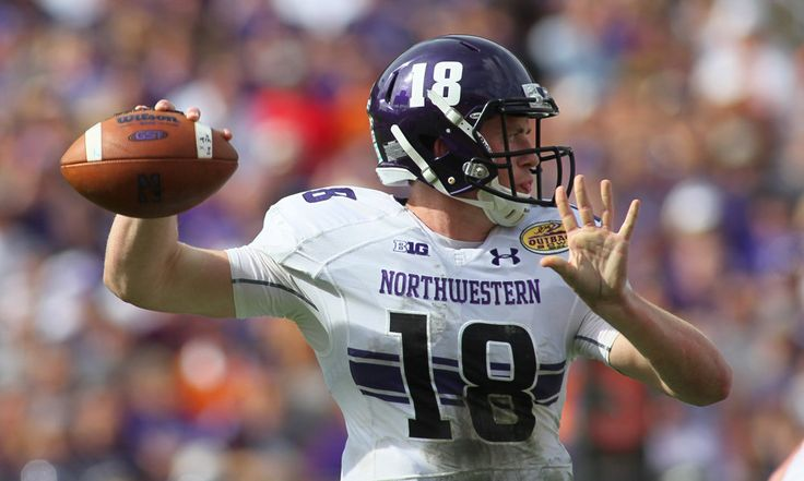 Northwestern Spring Football: Three Burning Questions = After back-to-back 5-7 seasons, Pat Fitzgerald's Northwestern Wildcats pulled off an improbable turnaround, finishing the season 10-3. Because of the issues this team suffered offensively, it gives optimism that the.....
