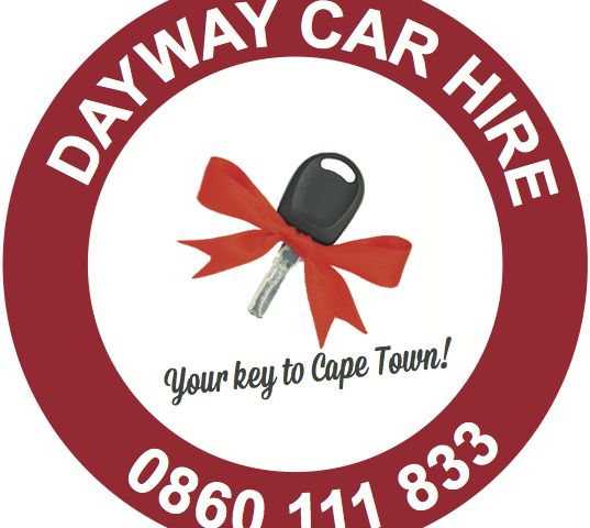 DAYWAY CAR HIRE | Luna Graphic & Web Design - License disks