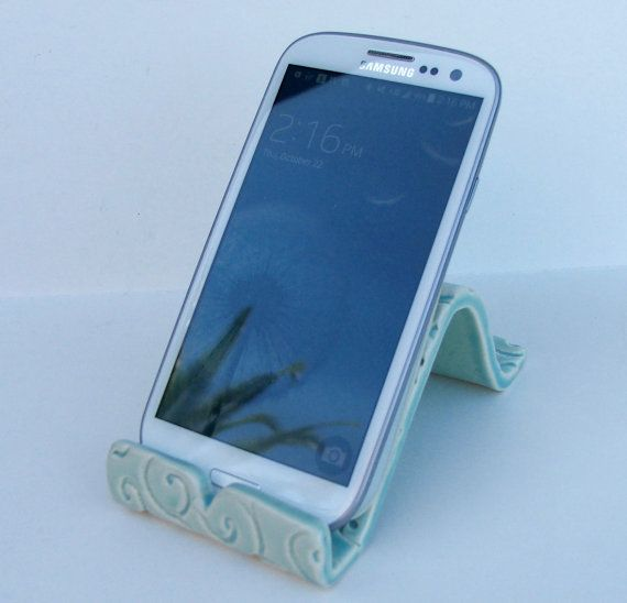 ceramic handmade Cell Phone Holder - Google Search