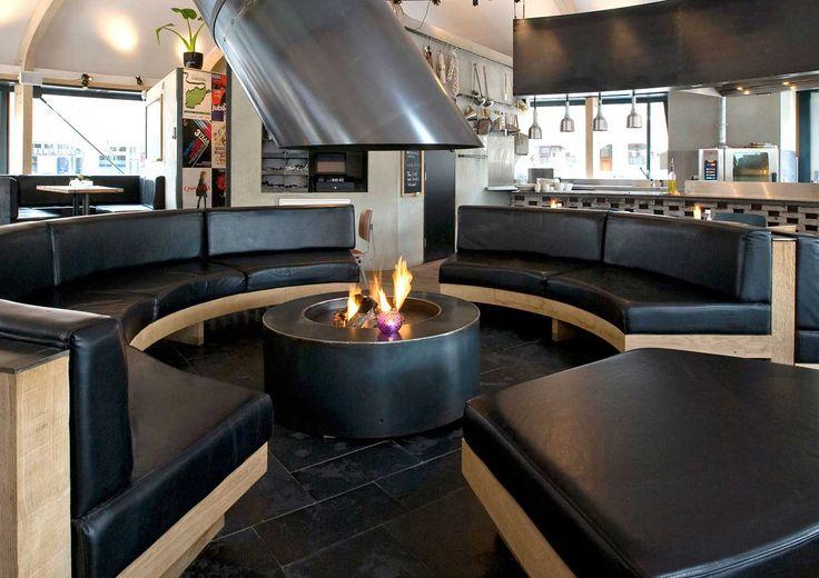 CAFÉ ZÜRICH designed by TANK