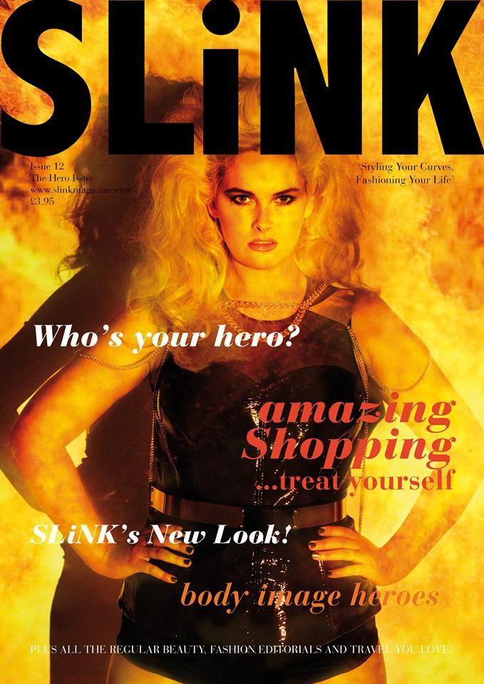 Plus Size Magazine You Should Be Reading UK based published bi-monthly