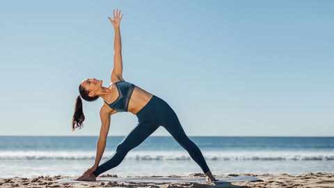 beginner power vinyasa  alo moves  yoga poses advanced