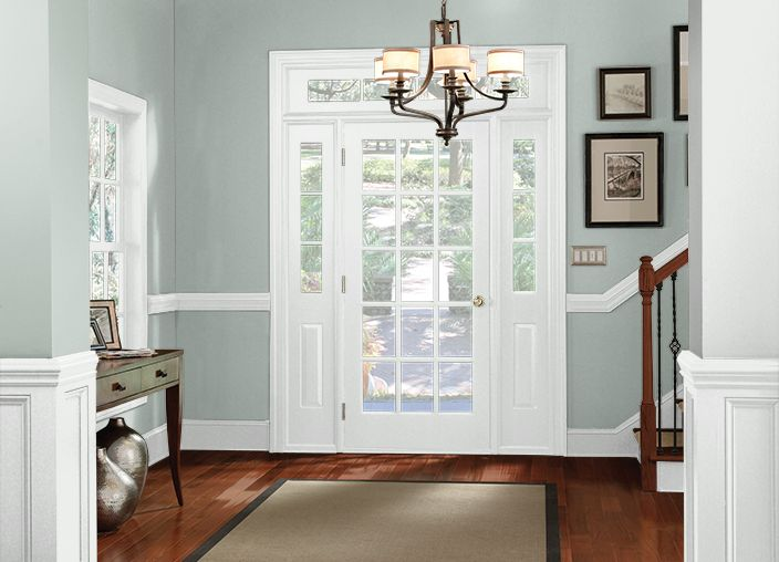 Luxury Hallway Colors Behr