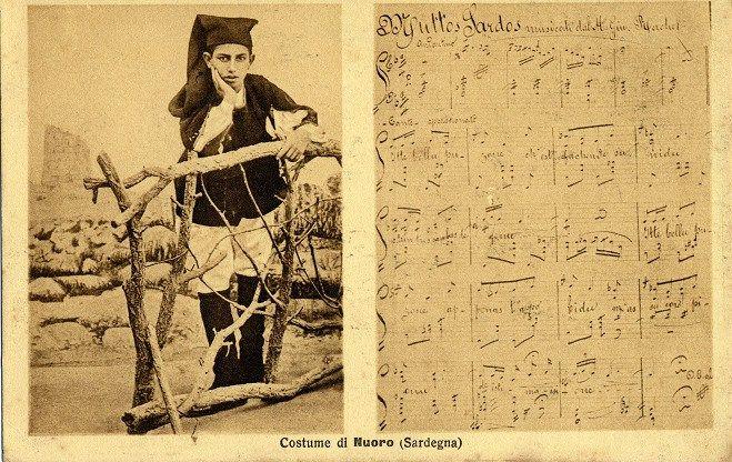 Nuoro in Musica. Composizione del Maestro Rachel