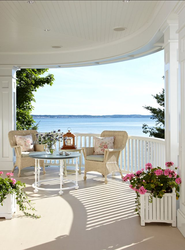 Harbor Springs Lake Cottage - Home Bunch - An Interior Design & Luxury Homes Blog
