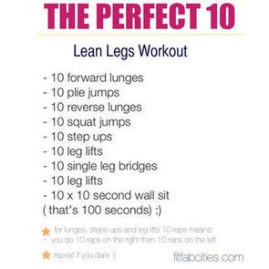 Printable Leg Workout to Do at Home.... About to do this right now! @H Kaitoula Tou Rodolfou Maslarova