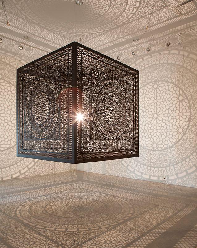 Actualité / Lumière sur Anila Quayyum Agha / étapes: design & culture visuelle