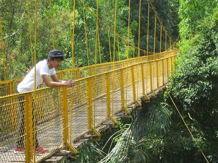 my first time going over there in payangan village ubud