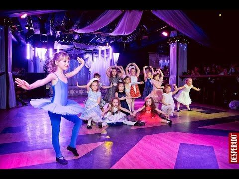 Школа танцев http://project-nsk.ru New Project, детский танец (Next 2014)
