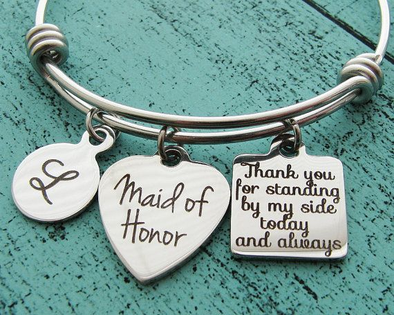 maid of honor gift maid of honor proposal gift by KriyaDesign