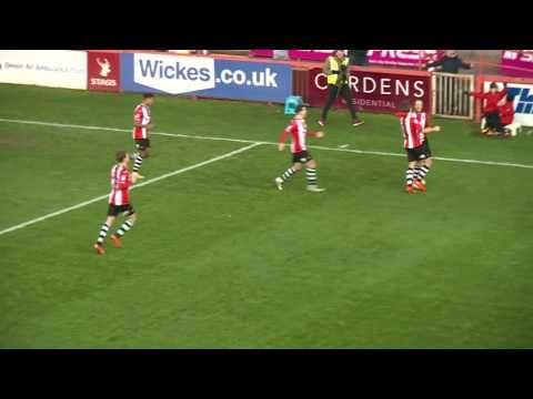 Exeter City FC vs Leyton Orient - http://www.footballreplay.net/football/2017/01/02/exeter-city-fc-vs-leyton-orient/