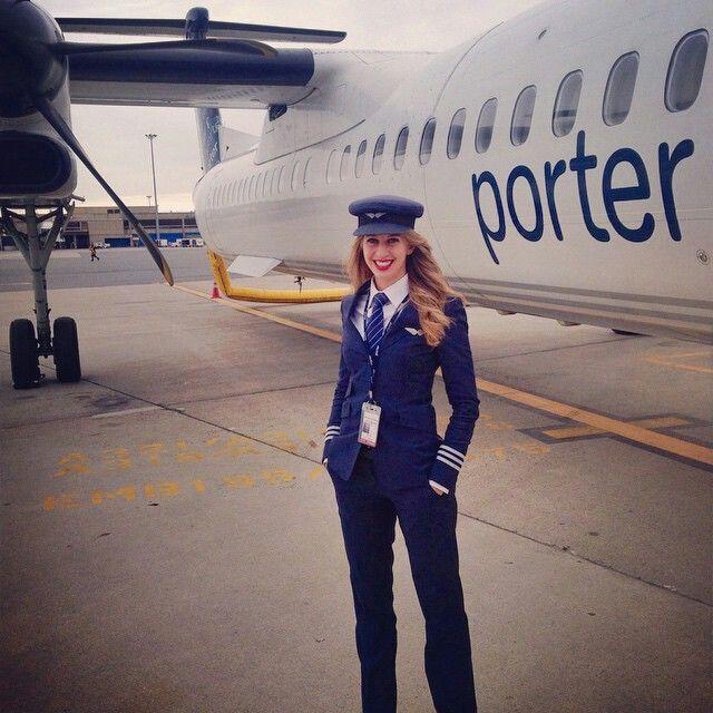 Porter Airlines Pilot @rgr13fit                                                                                                                                                      More