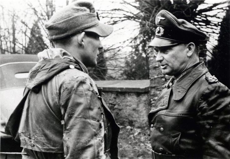 "Field Marshal Walter Model took command of the retreating German armies in France in mid-August 1944. ""Did you see those eyes?"" Hitler once ..."