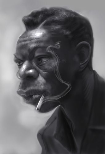 Cartoon: Nat King Cole   by tobo tagged nat,king,cole