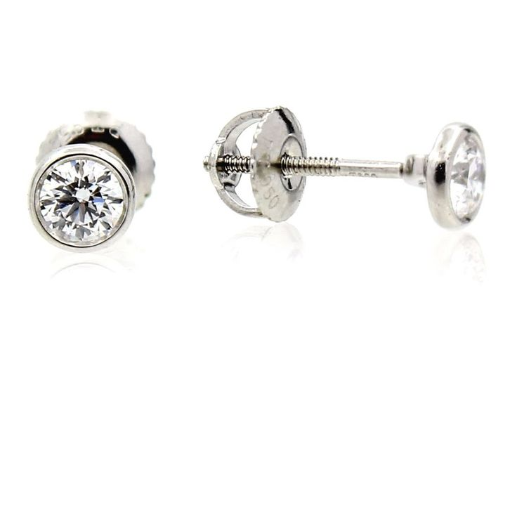 Tiffany Earrings Studs Tiffany Co Stud Earrings 34 For At