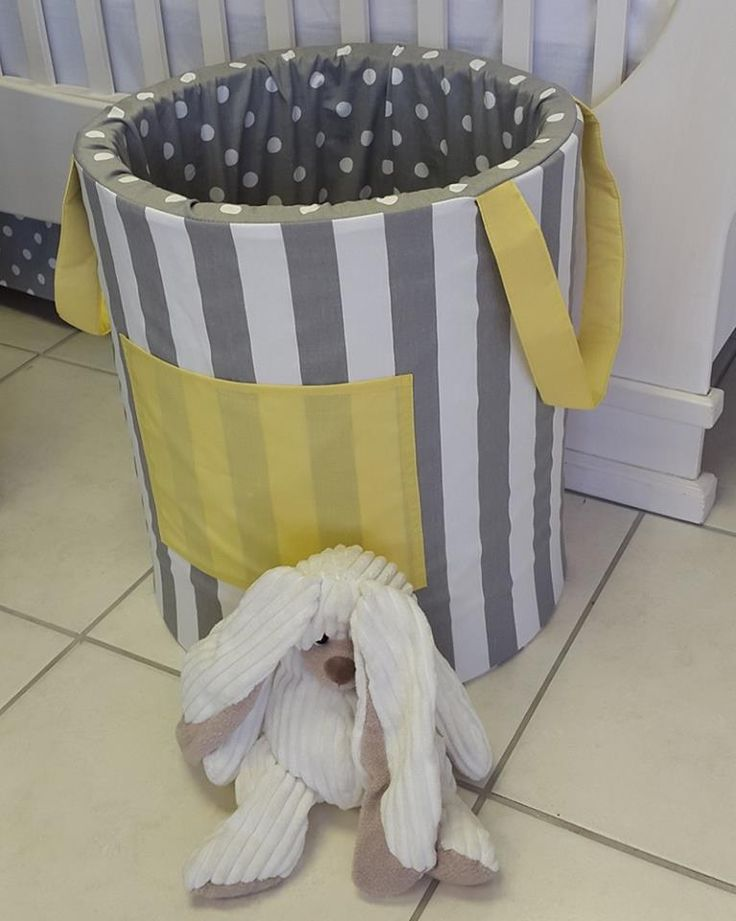 Our Toy Barrel is perfect for soft toys or dirty laundry