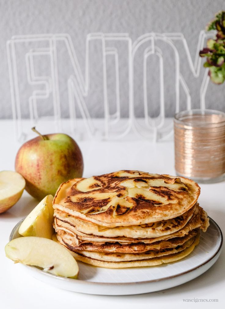 apfelpfannkuchen pfannkuchen grundrezept rezept